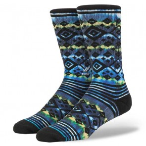 Stance Nyjah 2 Socks - Black
