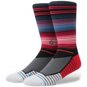Stance Huddle Socks - Red