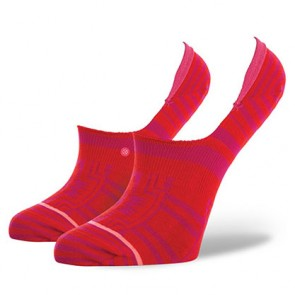 Stance Women's Sun Up Socks - Red