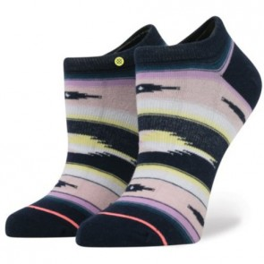 Stance Women's Senorita Invisible Boot Socks - Navy