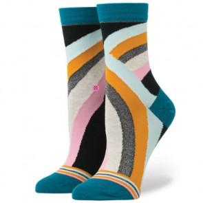 Stance Women's Somewhere Socks - Black