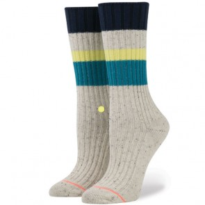 Stance Women's Basically Basic Boot Socks - Teal