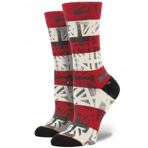 Stance Women's Strike Socks - Natural