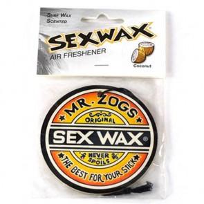 Sex Wax Air Freshener - Coconut