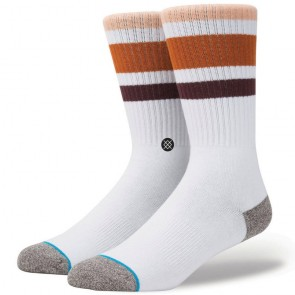 Stance Boyd Socks - White