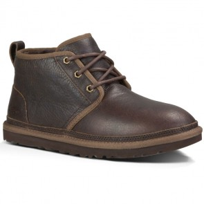 UGG Australia Men's Neumel Leather Boots - China Tea
