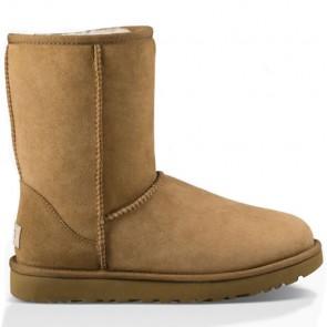 UGG Australia Classic II Short Boots - Chestnut