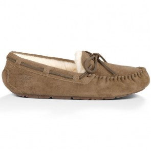 UGG Australia Dakota Slippers - Dry Leaf