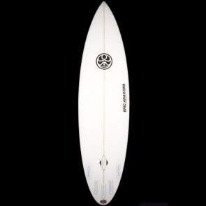 Hawaiian Island Creations USED 6'6 Arakawa Round Pin Surfboard
