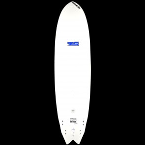 7S Surfboards USED 8'0 Super Fish XL Surfboard