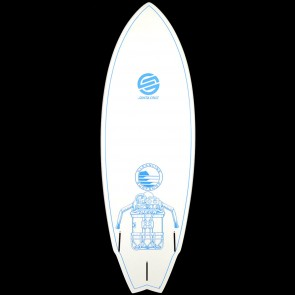 Santa Cruz Surfboards USED 5'5 G-Deck Surfboard
