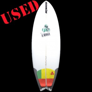 Channel Islands USED 5'2 Pod Mod Surfboard