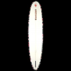 Bill Hamilton USED 9'2'' Custom Hawaiian Longboard