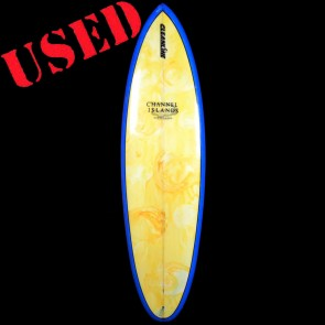 Channel Islands USED 6'5 MSF Surfboard