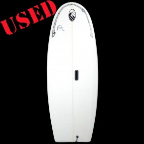 Pirated Surfboards USED 5'9'' Tombstone Surfboard