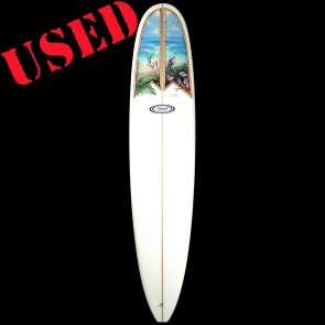 Stewart Surfboards USED 9'4'' Special Edition Airbrushed Longboard