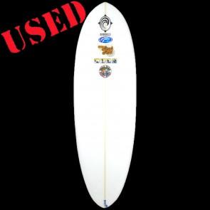"""Robert's NW Surfboards USED 5'10"""" Huevos Rancheros Surfboard"""