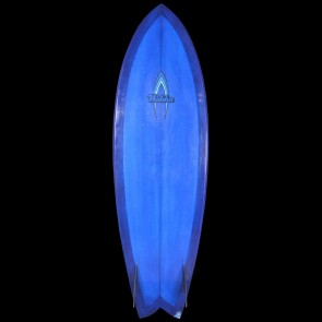 Walden USED 6'2 Magic Fish Surfboard