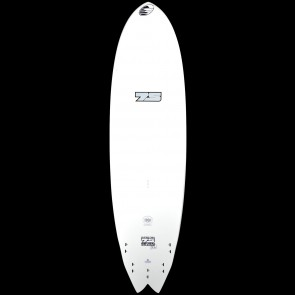 7S Surfboards USED 7'3 7S Super Fish II Surfboard