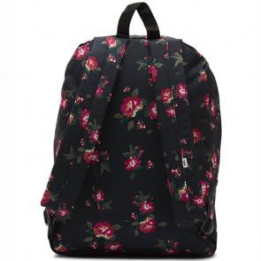 Vans Women's Realm Backpack - Black Floral