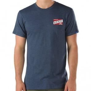 Vans Coffman T-Shirt - Heather Navy