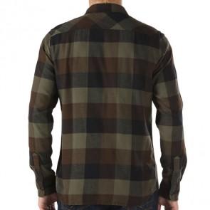 Vans Box Flannel Shirt - Grape Leaf/Demitasse