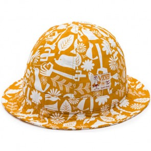 Vans Yusuke Bucket Hat - White