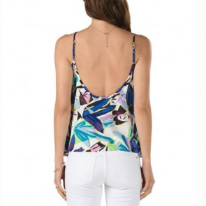 Vans Women's Saturn Tank - White