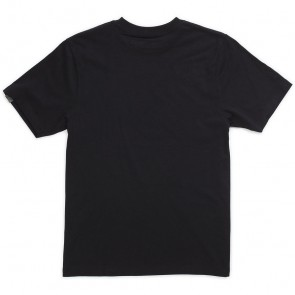 Vans Youth Twist Up T-Shirt - Black