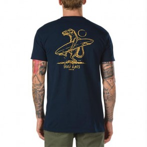 Vans Surf Rats T-Shirt - Navy