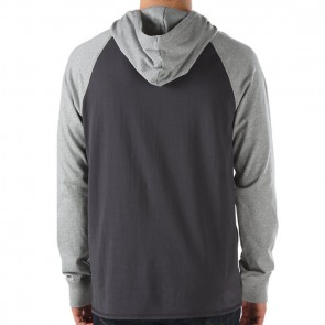 Vans Relston Pullover Hoodie - Charcoal/Cement Heather