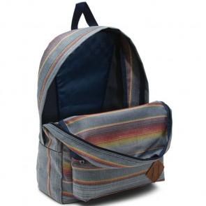 Vans Old Skool II Backpack - Blue Mirage/Rockaway Stripe
