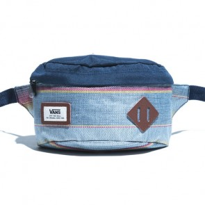 Vans Aliso Hip Pack - Blue Mirage/Rockaway Stripe