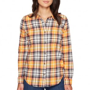 Vans Women's Meridian Flannel - Golden Glow