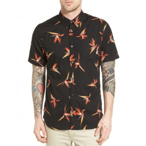 Vans Trouble In Paradise Short Sleeve Shirt - Trouble In Paradise