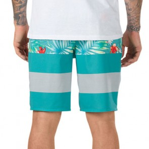 Vans Era Boardshorts - Baltic Decay Palm