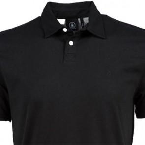 Volcom Wowzer Polo Shirt - Black
