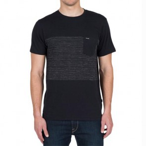 Volcom Threezy T-Shirt - Black