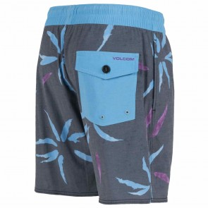 Volcom Mud Cloth Boardshorts - Black