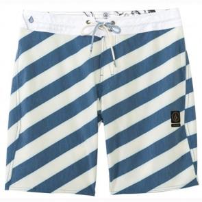 Volcom Stripey Slinger Boardshorts - Royal