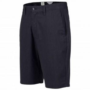 Volcom Frickin Mod Stretch Shorts - Charcoal Heather