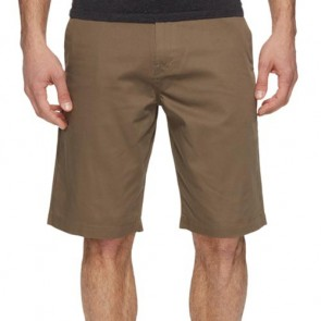 Volcom Frickin Chino Shorts - Mushroom