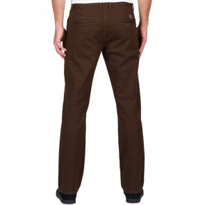 Volcom VSM Antihero Gritter Chino Pants - Dark Chocolate