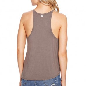 Volcom Women's Lived In Tank - Brown Khaki