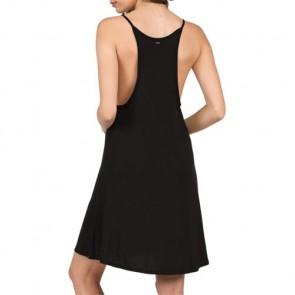 Volcom Women's Lived In Tank Dress - Black