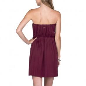 Volcom Women's Avalaunch It 2 Dress - Merlot