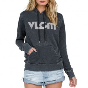 Volcom Women's Art Tropolis Hoodie - Black