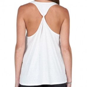 Volcom Women's Sur Twist Tank - Frozen Bone