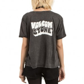 Volcom Women's Radical Days T-Shirt - Black