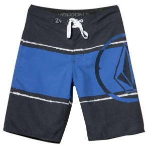 Volcom Youth Commercial Dr Boardshorts - Ultramarine